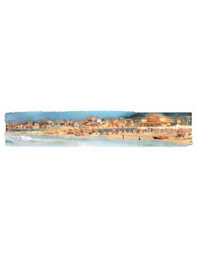 strandimpressionen 210x46cm