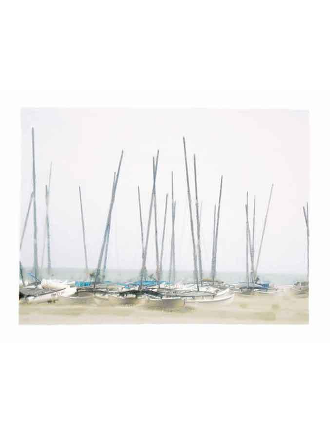 veleiros 200x160cm